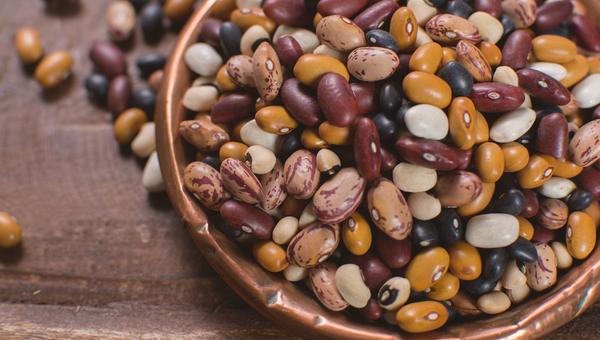 Cereales, granos, leguminosas y más